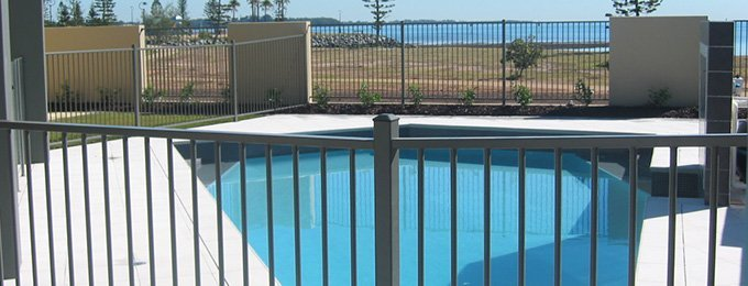 Image result for pool fencing